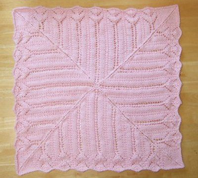 Fan Lace Baby Blanket Blanket And Babies
