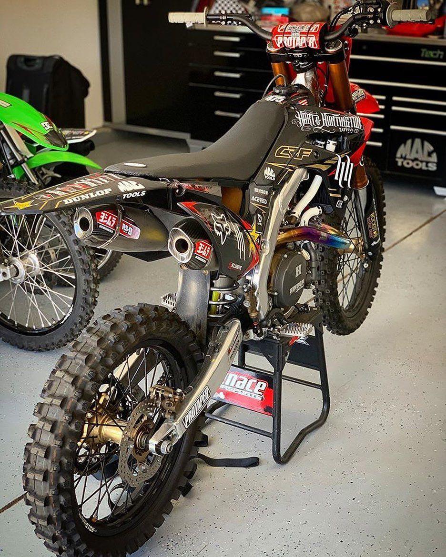Brotocross Di Instagram She Ll Take Your Heart Honda Beast Crf450 Motocross Dirtbike Mx Fmx 2wheelslovers Yoshimura Hartandhuntington Motocross Mobil