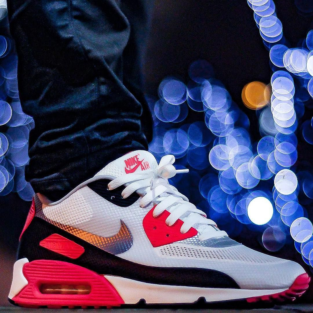 finest selection 264b9 c796d Nike Air Max 90 Hyperfuse x Infrared 📷  vanwilljamz