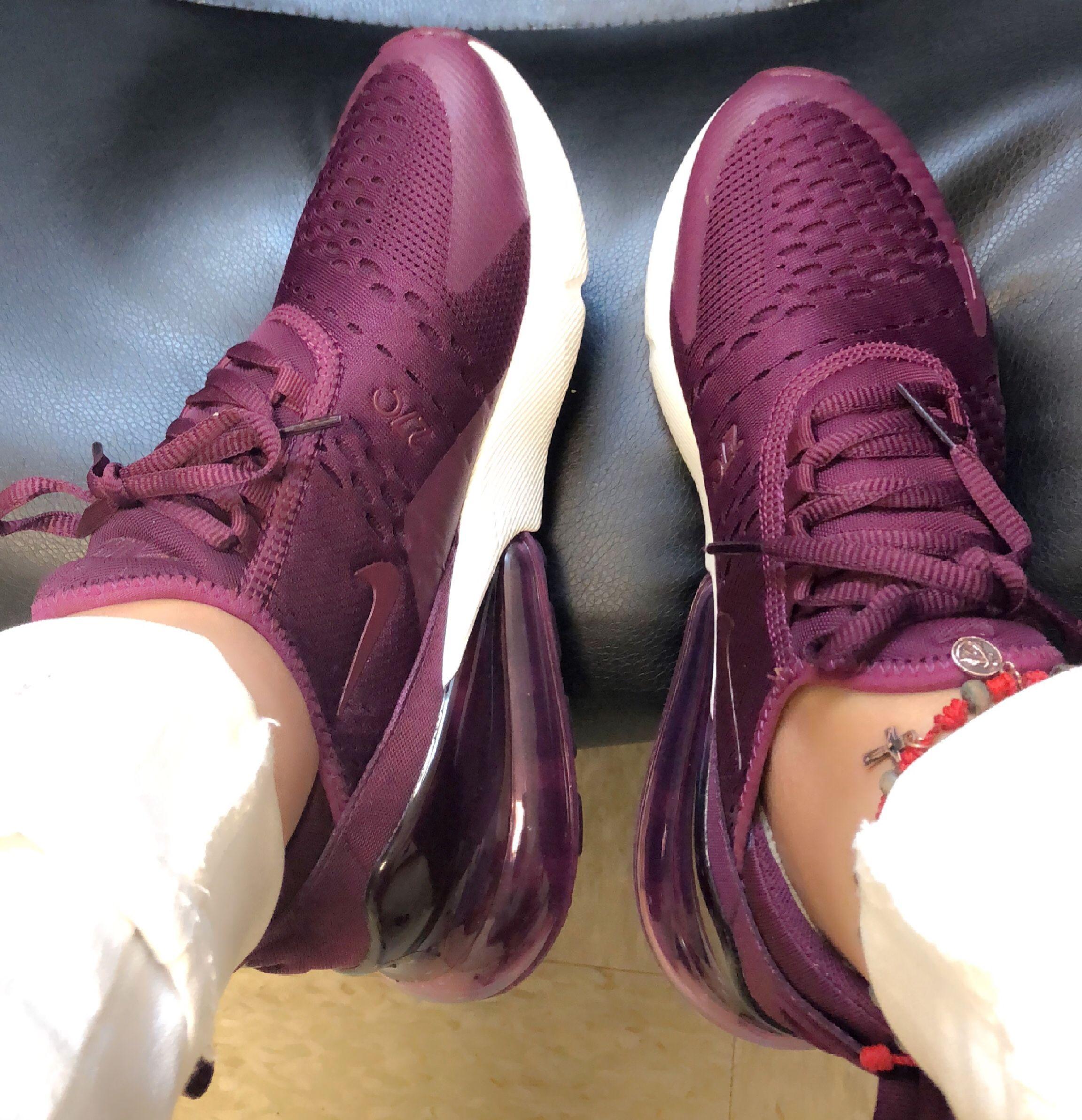 Nike airmax thea, Bordeaux rood. I LOVE NIKE
