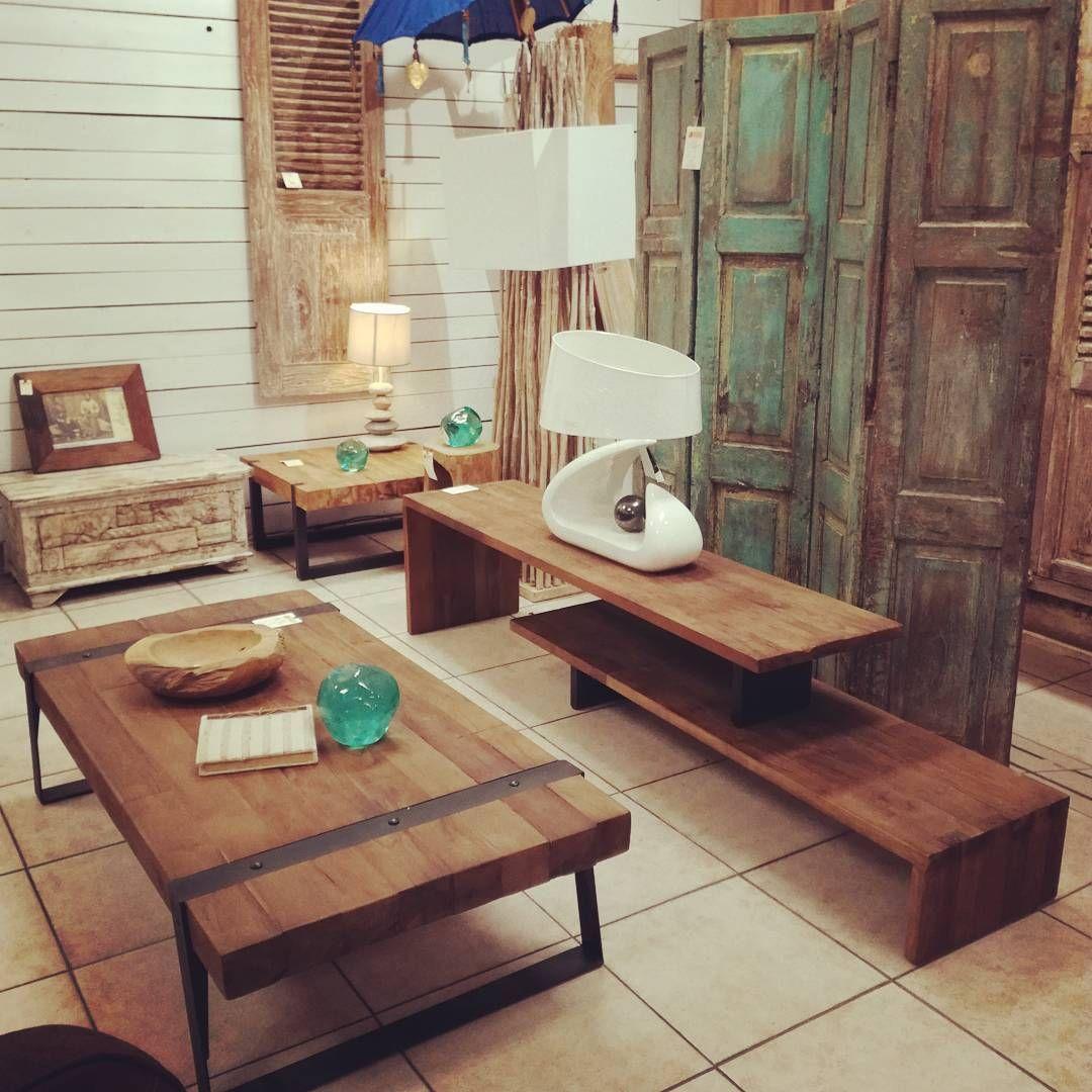 Showroom Meubles En Bois Massif Nice 06 Mobilier De Salon Table Basse Meuble Du Monde