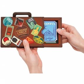 Gadget Luggage Labels