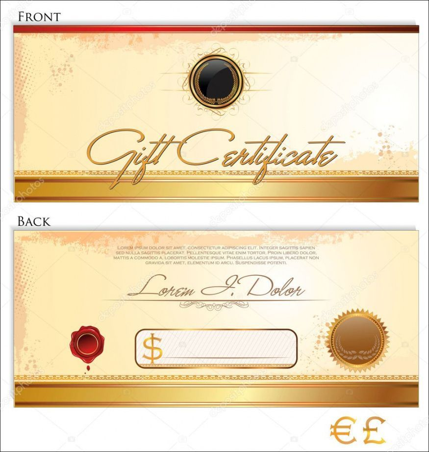 Explore Our Free Cooking Class Gift Certificate Template Certificate Templates Gift Certificate Template Free Gift Certificate Template Cooking class gift certificate template