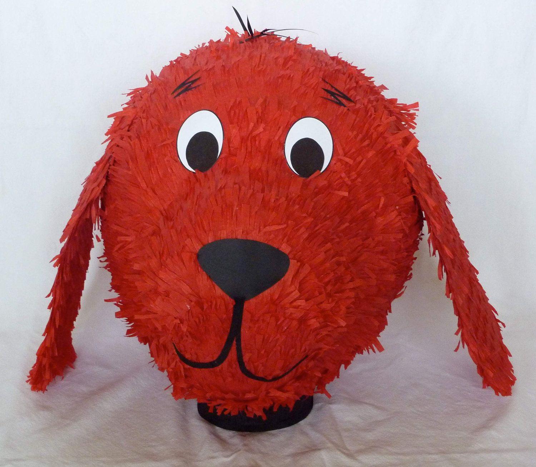 Pinata: Clifford the Big Red Dog | Piñatas