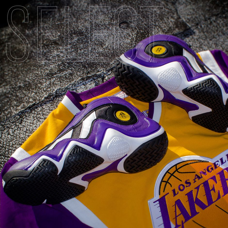 Sneaker News Select: adidas Crazy 97 (EQT Elevation). Slam DunkKobe BryantDressing  RoomShoe ...