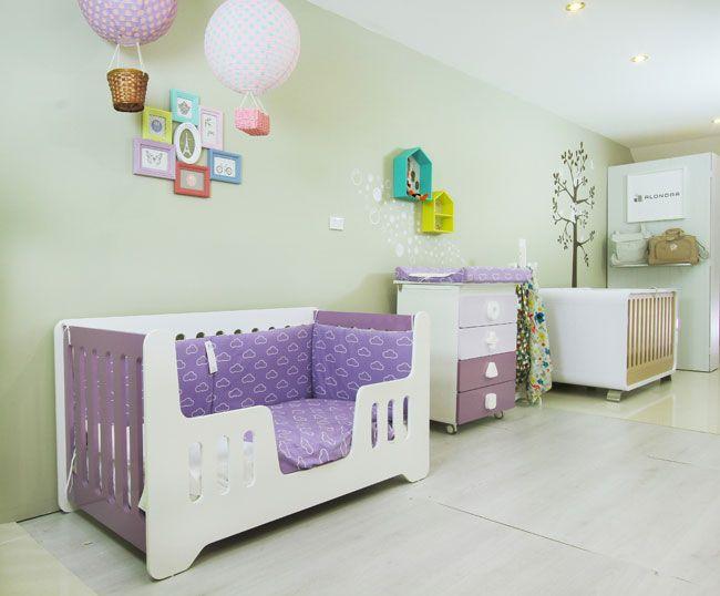 Camerette Alondra ~ Camerette per bambini di designmobili e lettini trasformabili