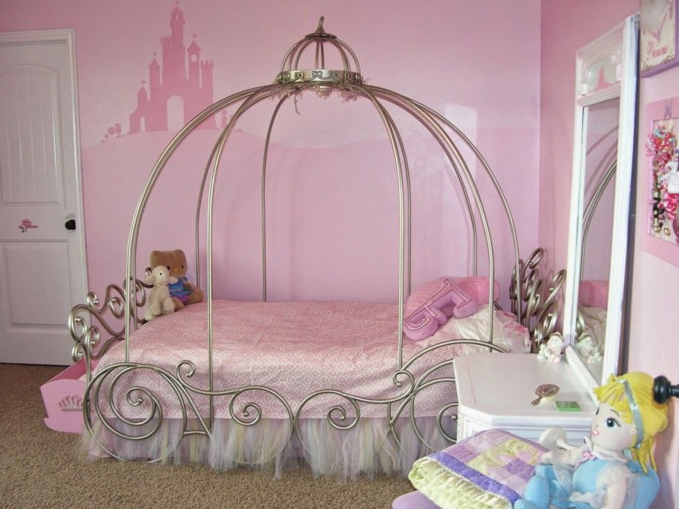 comely girls room marvelous girls room theme eas by silver steel bed