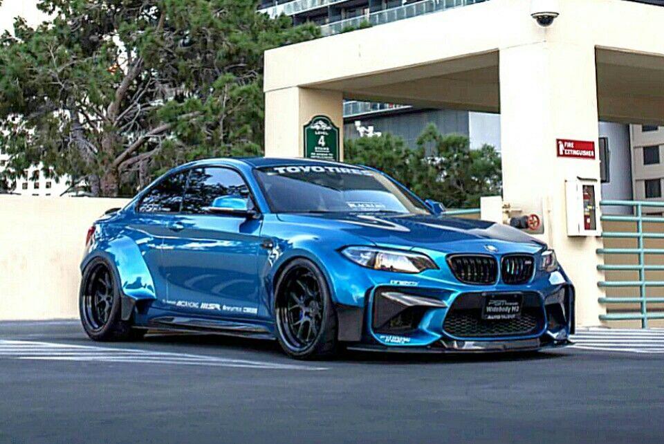 BMW M2 Widebody by PSM Dynamic | A+Mod & JDM 2 | Bmw m2 ...
