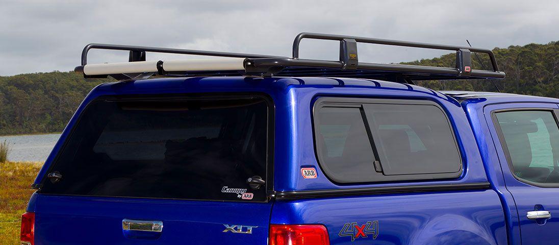 Roof Racks & Roof Bars 4x4 accessories, Roof rack, Canopy