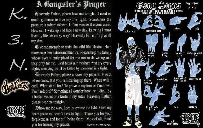 Juggalo Love Quotes Gangster Prayer Dwamn Black Image Prayers