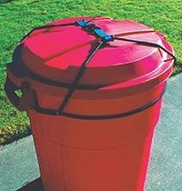 Raccoon Proof Garbage Cans Dog Proof Garbage Cans Animal Proof