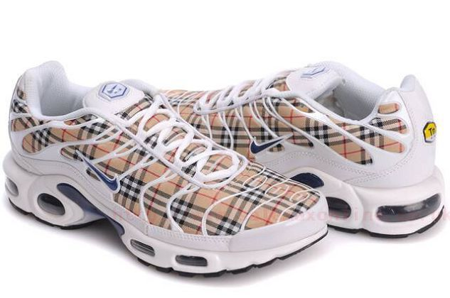 Mens Nike Air Max Tn I Sandy Brown White Shoe At Discount