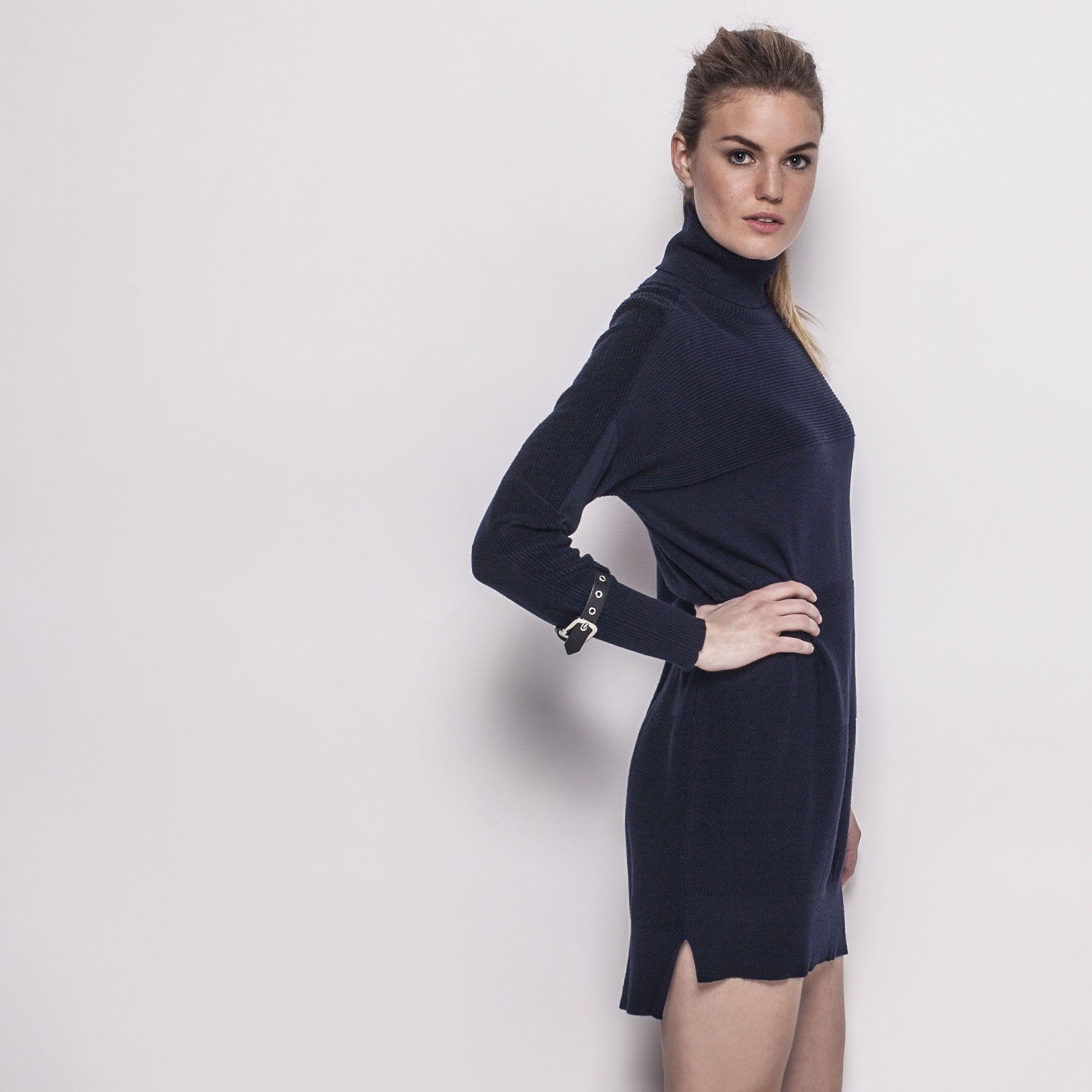15 Hiver Ikks Pinterest bg30285 Femme Vêtement Robe Pull Mode YfgnO