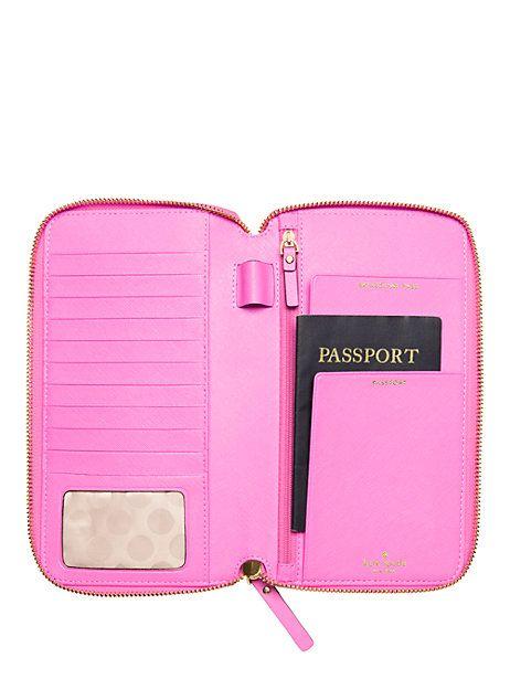 Kate Spade Travel Wallet Bags Pinterest Slot Street