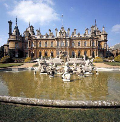 Photo of Castelli della famiglia Rothschild | Doccioni, diavoli cornuti, antiche divinità e fallici …