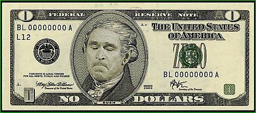 Zero Dollar Bill by Music-Gamer | funny | Pinterest | Dollar bills ...