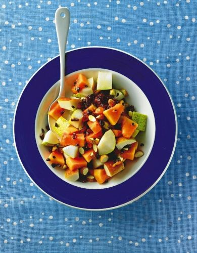 Superfood Diat Ideen Fur Den Ganzen Tag Obstsalat Superfood