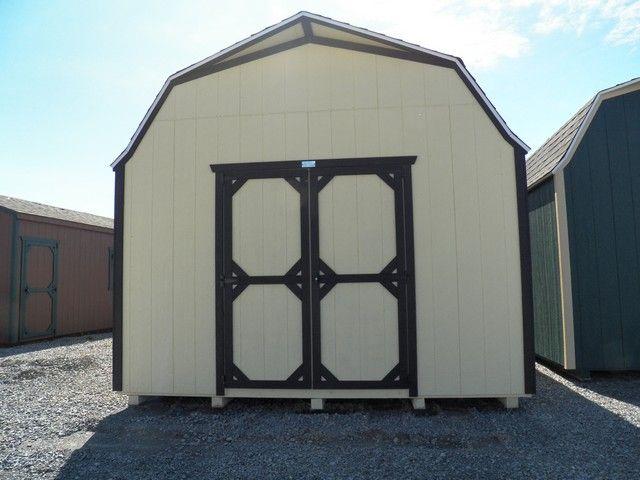Best 12X28 High Wall Storage Barn High Walls Barn Storage 400 x 300