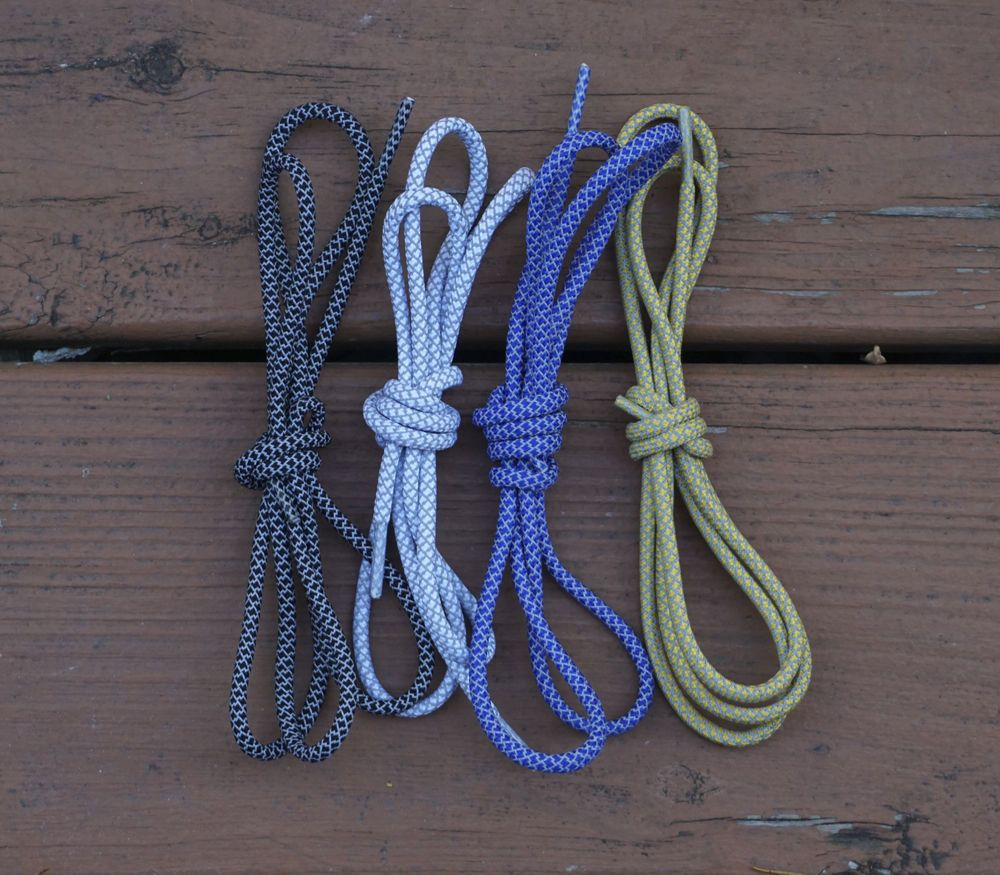 detailed look 4876f 2c615 3M Reflective Round Rope Laces 49