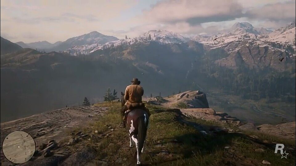 Red dead redemption 2 graphics | Red Dead Redemption 2 ...