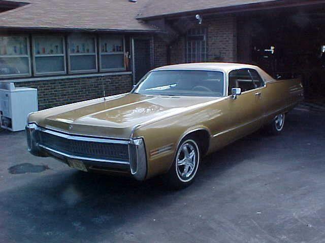 1972 Chrysler Imperial Lebaron Two Door Hardtop Chrysler