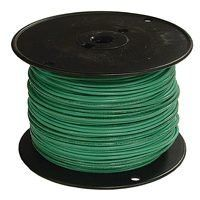 Sold Single Copper Wire Thhn 12 Ga By Essex Electric Inc 119 99 Can Replace Tw Thw Rhh And Rhw Thermopl Green Insulation Insulation Materials Cable Trays