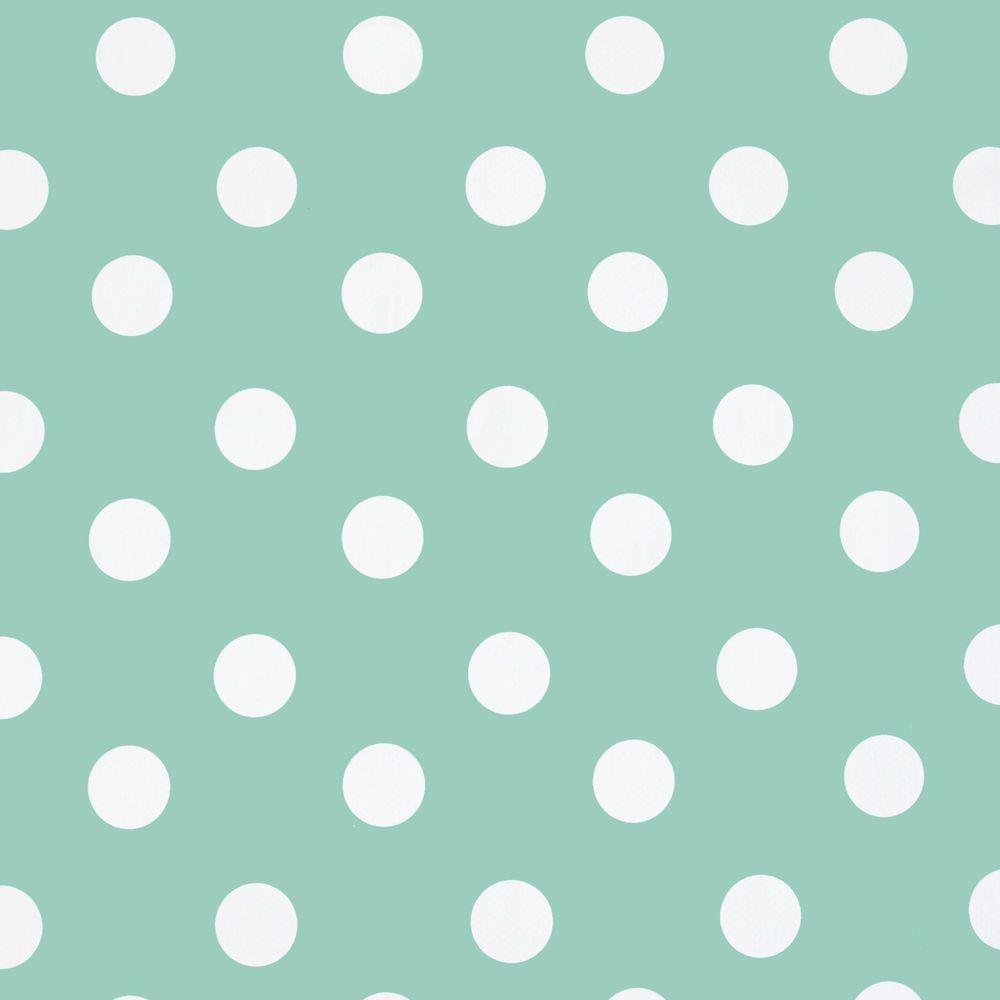 Baby blue polka dot border blue polka dot wallpaper get for Polka dot wallpaper