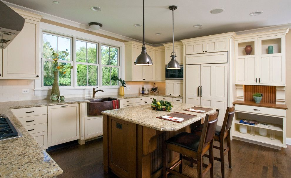white craftman style kitchen cabinets - Bing Images