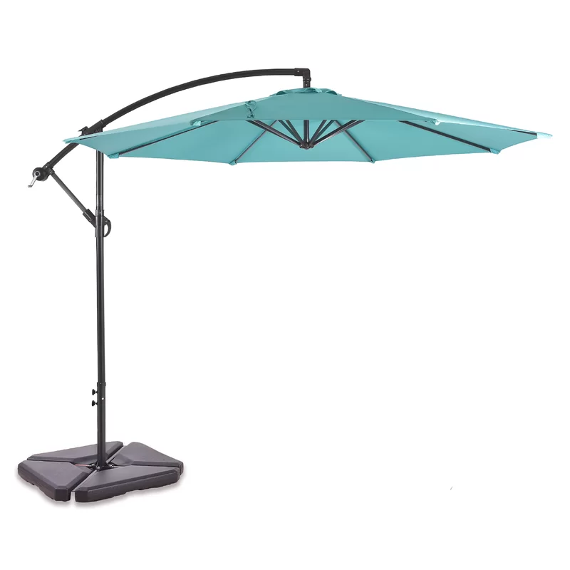 Karr 10 Cantilever Umbrella In 2020 Patio Umbrella Offset Patio Umbrella Cantilever Umbrella
