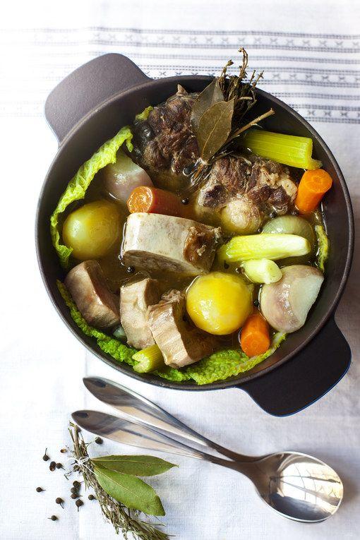 Nos recettes inratables comme le pot,au,feu /// paltunique potaufeu  viande recette aufeminin
