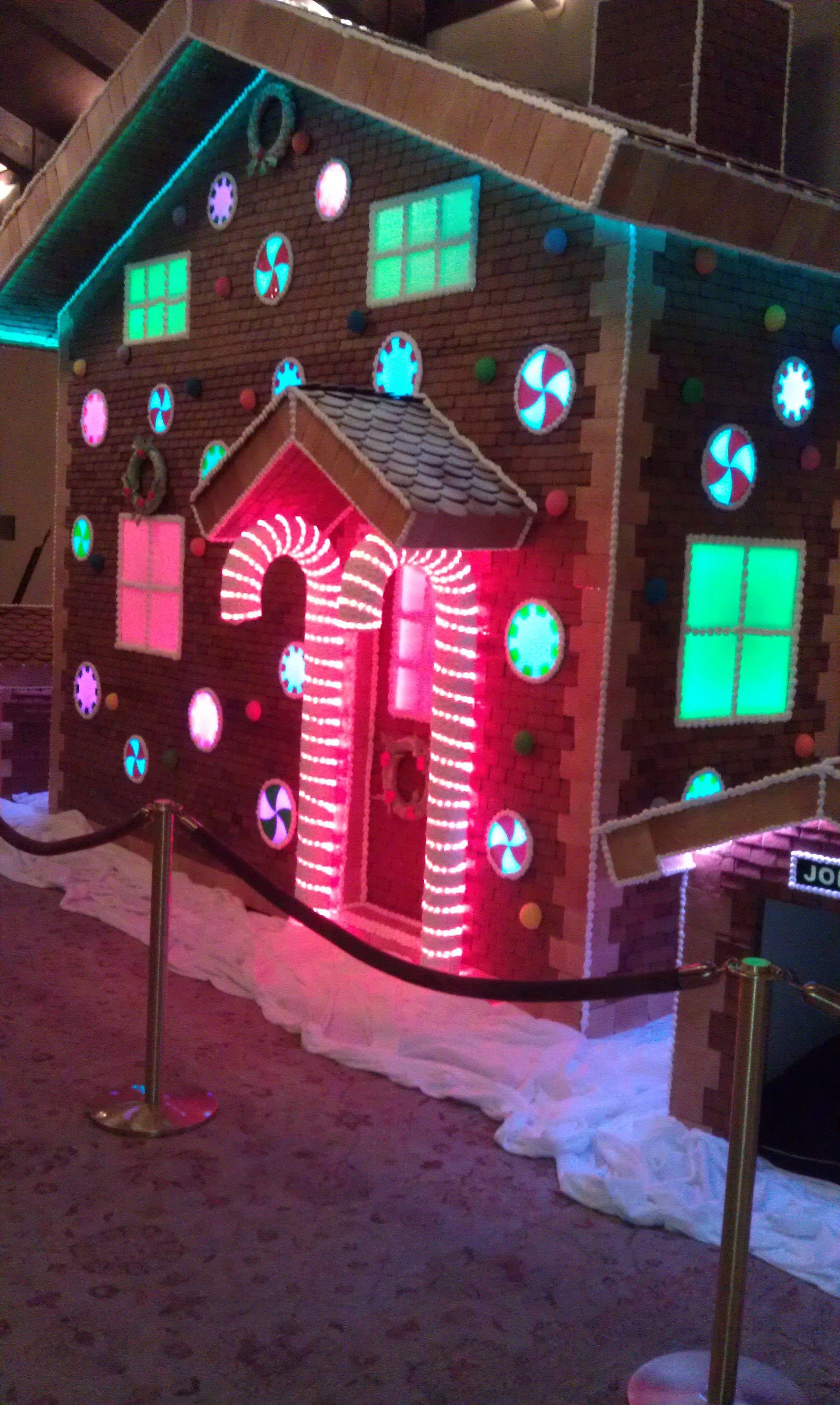 Balboa Island Christmas Lights