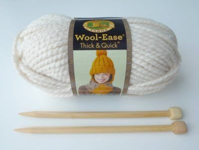 Photo of Knitting for Beginners: Simple Stockinette Hat :  Simple Knit Series Materials  …