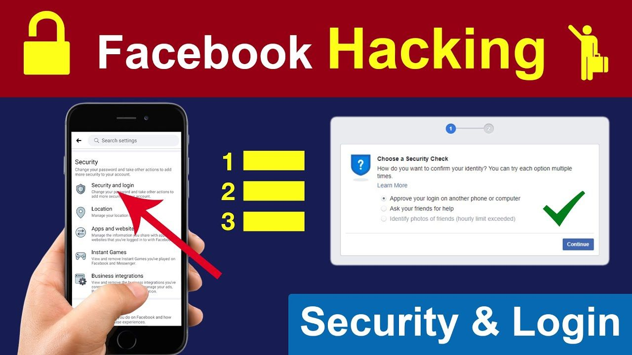 Facebook password hack how to recover your hacked