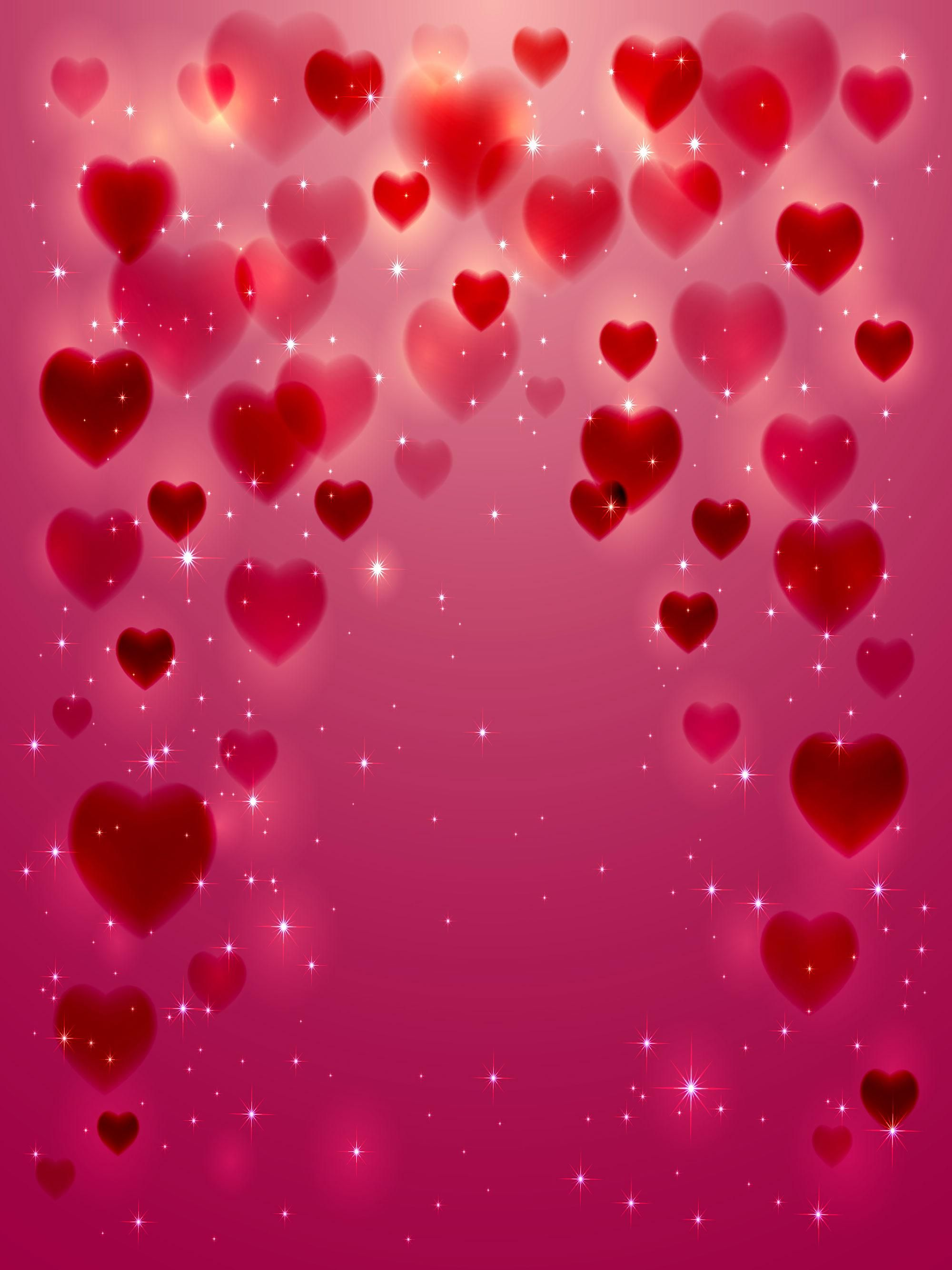 2021 Valentines Day Blurry Hearts Vinyl Photography Backdrops Shiny Romantic Pink Photo Booth Backgrounds For Wedding Studio Props From Lvyue2019 20 05 Dhga Valentines Wallpaper Valentines Day Background Heart Wallpaper