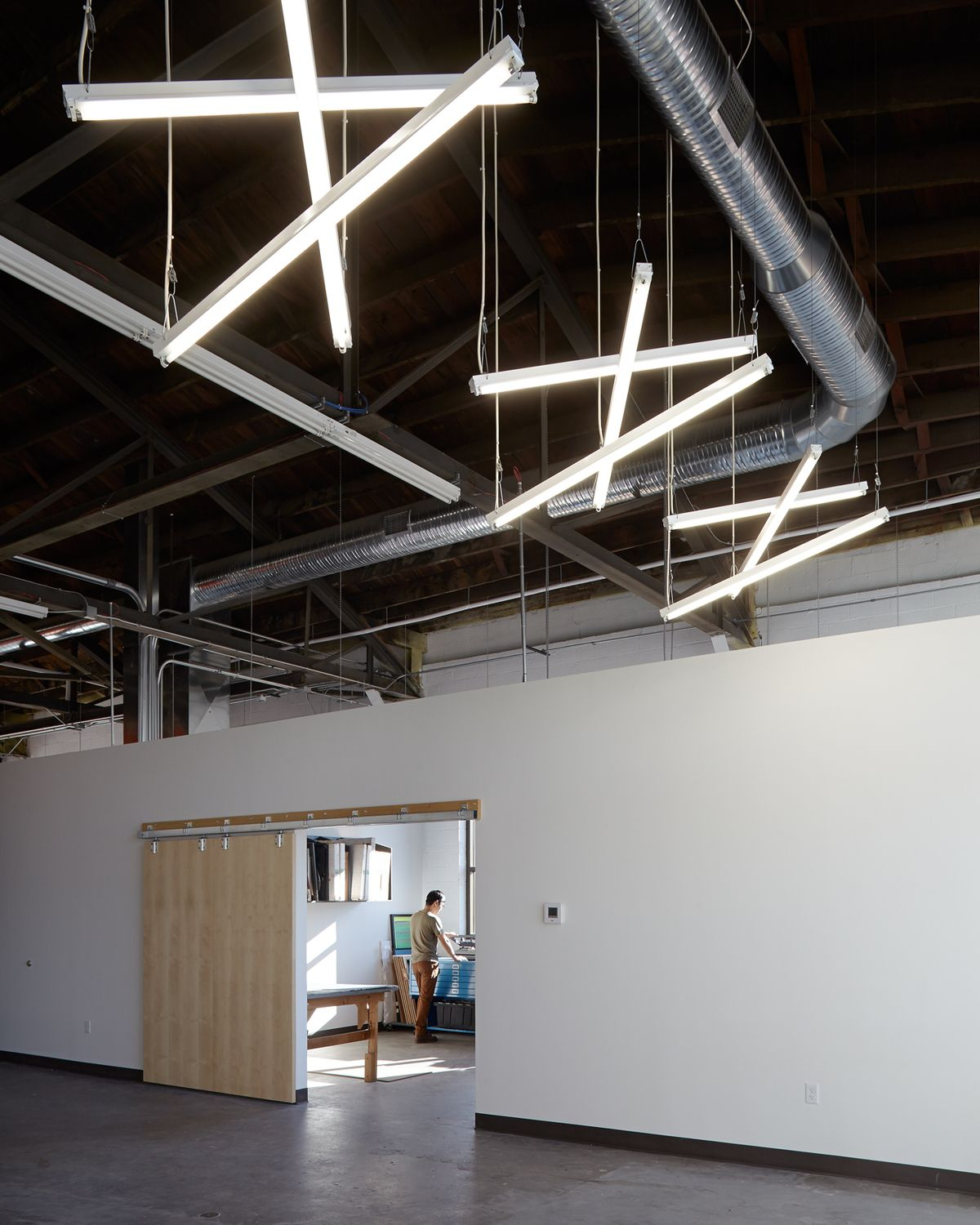 Industrial Lighting Design