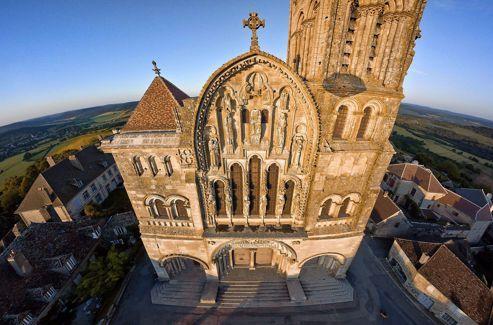 Abbaye Cistercienne de Vézelay