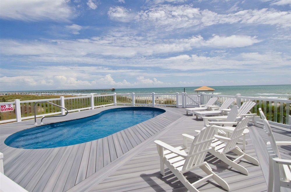 A pierless vista a 8 bedroom oceanfront rental house in