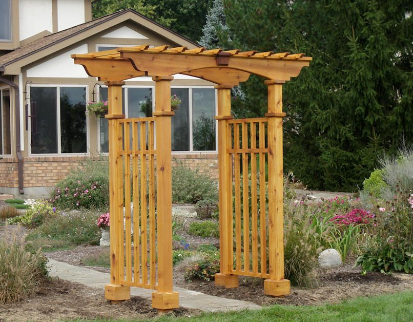 17 Best images about Arbors on Pinterest Gardens Garden arbor