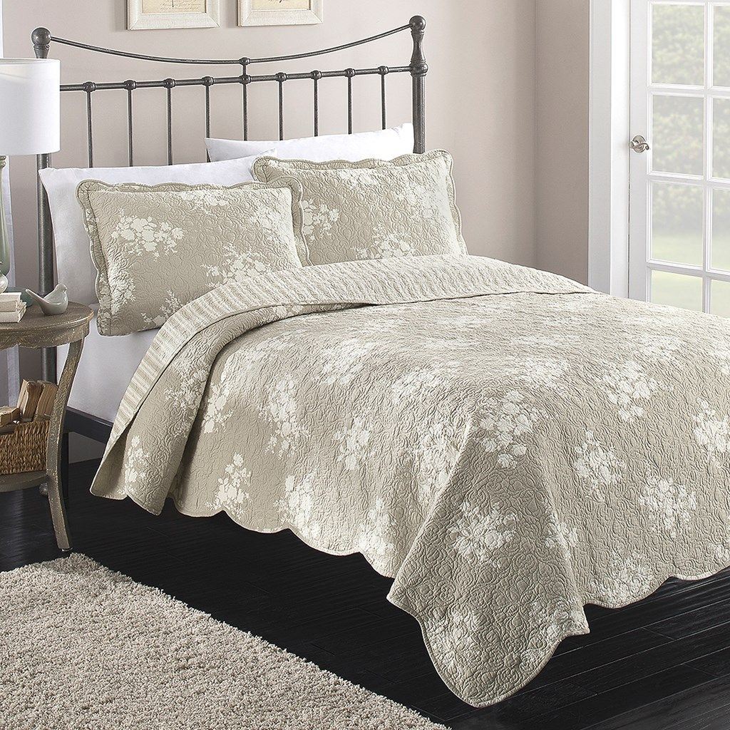 Oh Gussie Annamae Coverlet King Home Furniture Bedding Decor Pillows Quilts Shams Bed Decor Decor Home