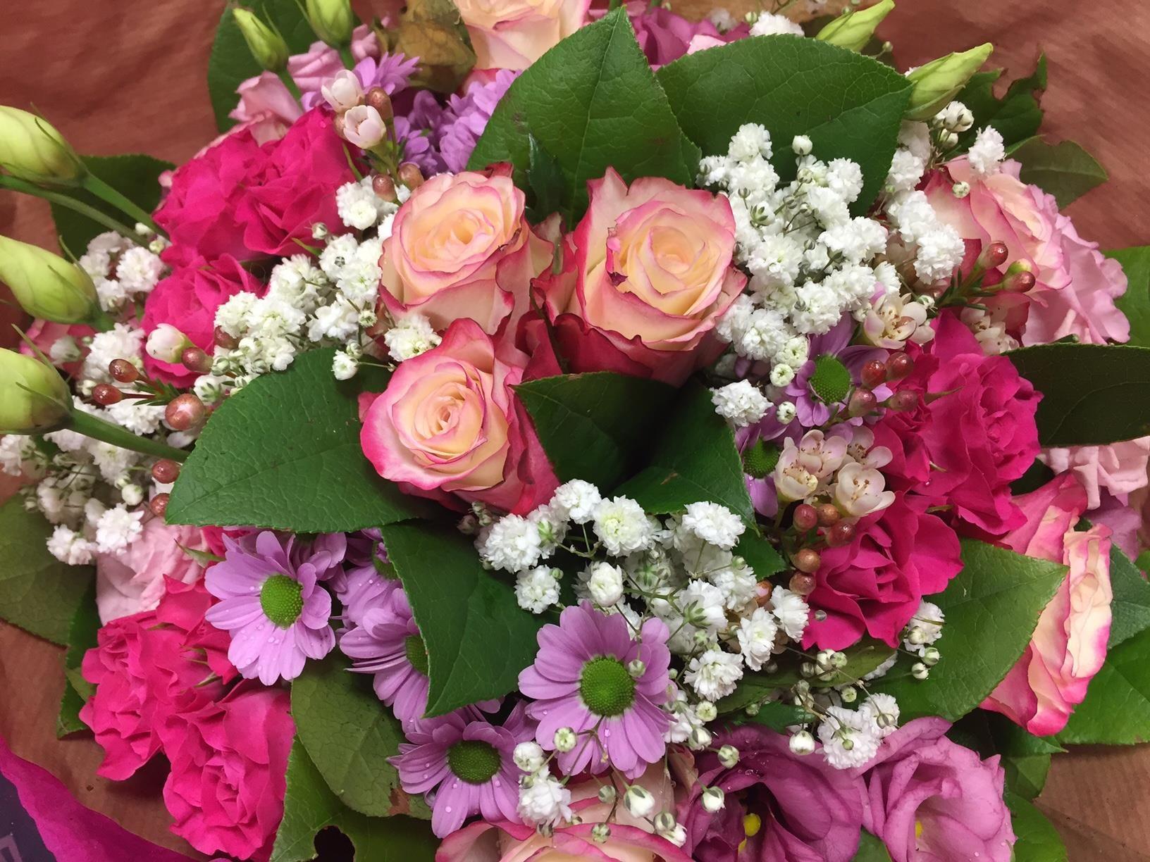 Magnifique Bouquet Re U Par Charles Cayotte Fleurs Bouquet