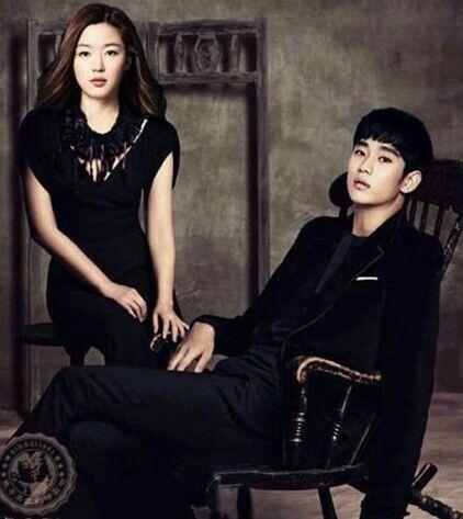 Kim Soo Hyun Jun Ji Hyun Fanmade Erkyfwa Kim Soo Hyun Korean Celebrities Asian Actors