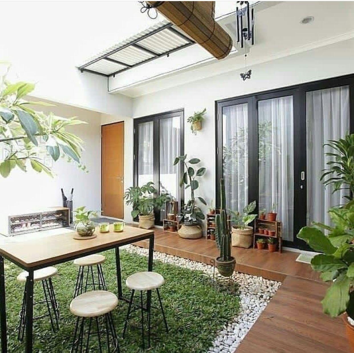 49+ Home garden living room ideas info