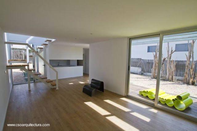 Casa Prefabricada Modular Contemporanea Espanola Viviendas Modulares Casas Modernas Interiores Casas Prefabricadas Modernas