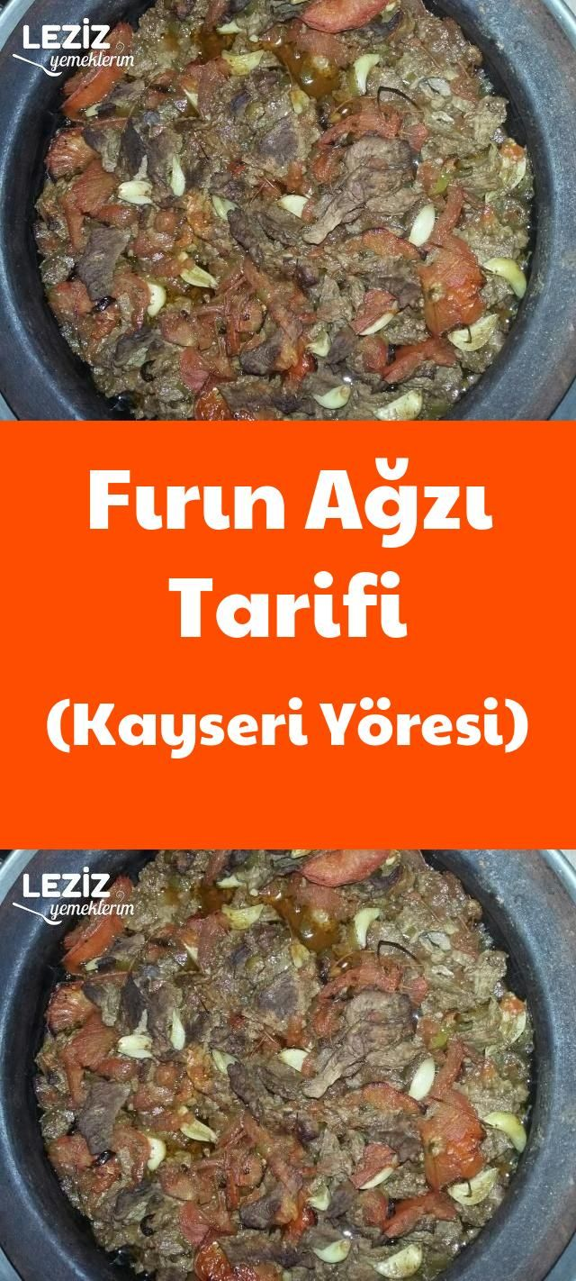 Photo of Oven Mouth Recipe (Kayseri Region) – My Delicious Food