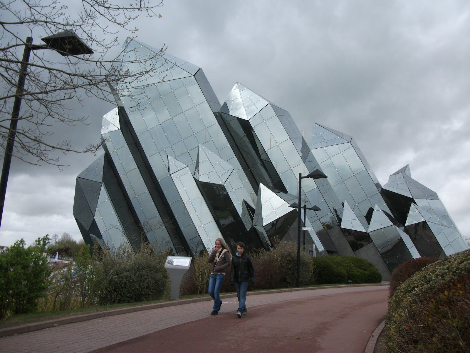 Futuroscope Theme Park Poitiers France Vacances