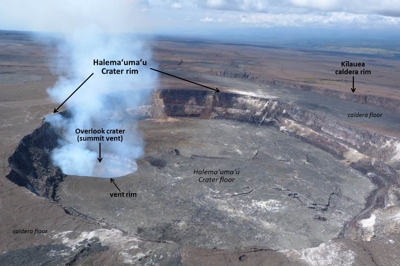 Usgs Hawaiian Volcano Observatory Hvo Volcano National Park Hawaii Volcanoes National Park Kilauea Volcano