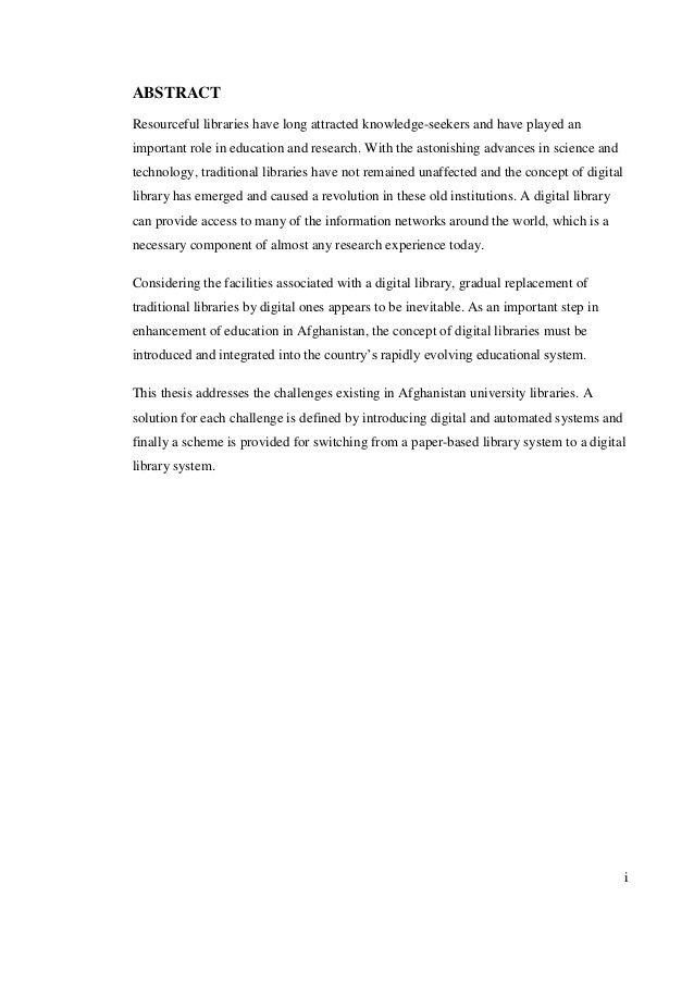 writing a graduate research paper