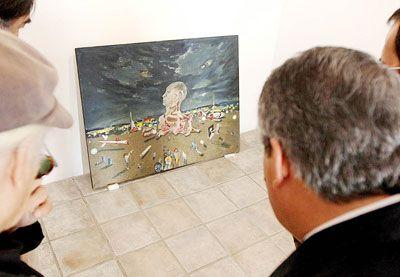 Dan a conocer a ganadores de la categoría de Pintura - http://www.bloquepolitico.com/dan-conocer-ganadores-de-la-categoria-de-pintura/