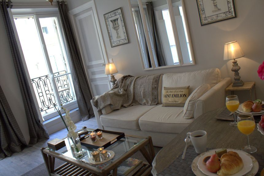 Alacarte Paris Apartments En Rent Apartment 1 Room 7120 From Search 2four 2f 3f