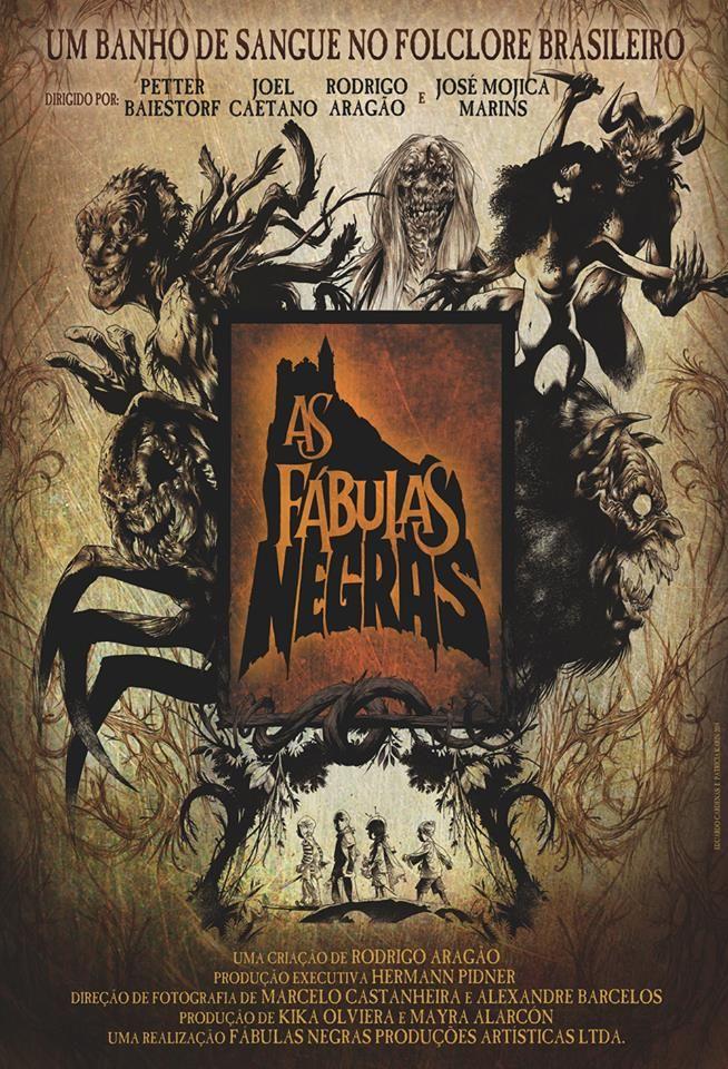Resultado de imagem para as fabulas negras poster